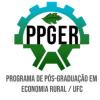 Logotipo do Programa de Pós- Graduação em Economia Rural
